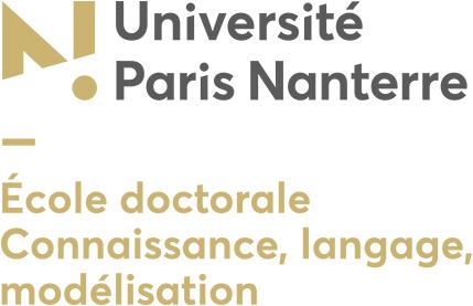 Logo UNIVERSITE PARIS NANATERRE